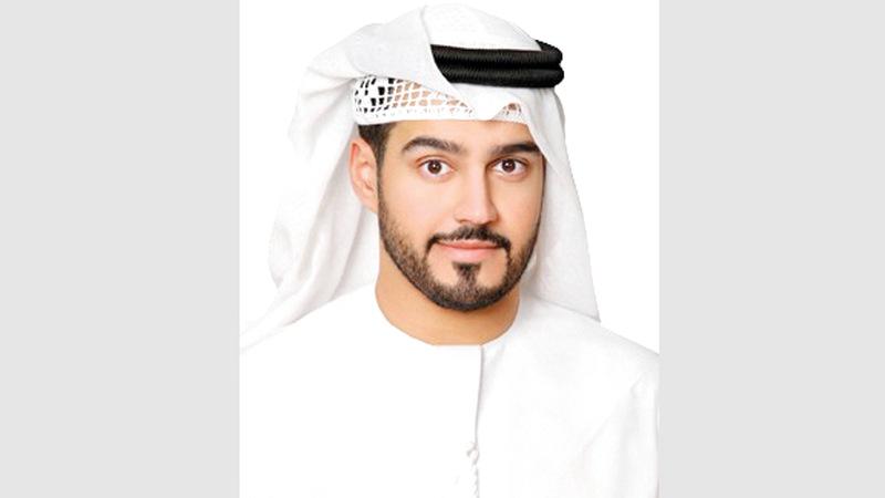 سعيد النظري: «هدف المبادرة  دعم الأفكار المبتكرة، واستخدام (تويتر) قاعدة لإطلاق مواهب الشباب الإماراتي».