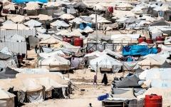 الصورة: دمشق ترفض بشكل «قاطع ومطلق» اتفاق «المنطقة الآمنة»