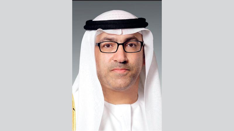 عبدالرحمن العويس: «قيادة الإمارات تؤمن بدور المرأة في صناعة القرار والإسهام الفاعل في مواصلة مسيرة الإنجازات».