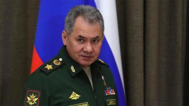 طائرة وزير الدفاع الروسي تتعرض لـ«تحرش» فوق البلطيق - الإمارات اليوم
