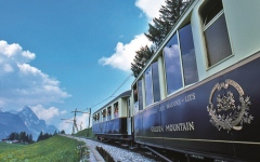 الصورة: رحلة بالقطار للتعرف على  تاريخ الشوكولاتة السويسرية