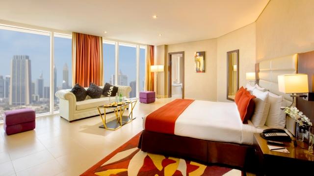 ام داون تاون من ميلينيوم  أول فندق تحت علامة  ميلينيوم سنترال  - الإمارات اليوم