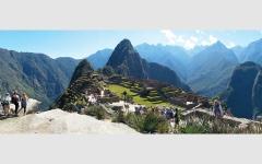 الصورة: ماتشو بيتشو.. المدينة المفقودة على ارتفاع 2400 متر