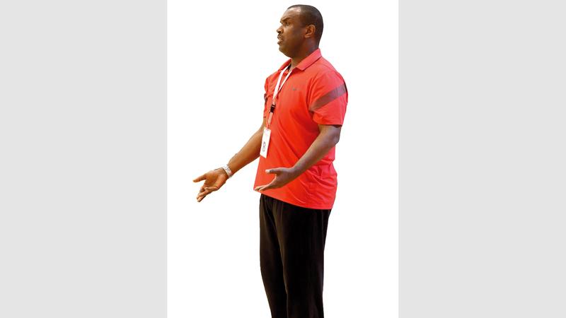 خالد أحمد:  «جميع اللاعبين يدركون حجم المسؤولية الملقاة على عاتقهم، في ظل قوة الاستحقاق الآسيوي المقبل».