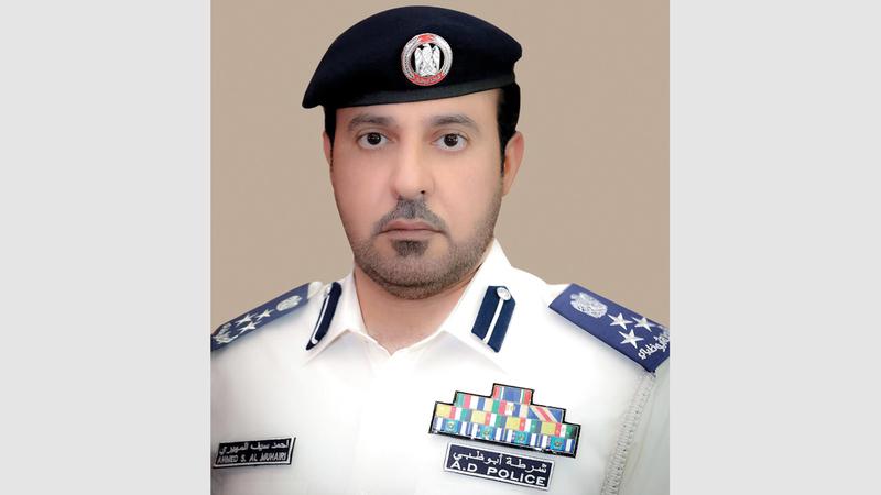 العميد أحمد سيف بن زيتون المهيري: «شرطة أبوظبي تطبق مفاهيم حديثة لتأهيل النزلاء من خلال تنفيذ برامج تعليمية وتدريبية ومهنية».