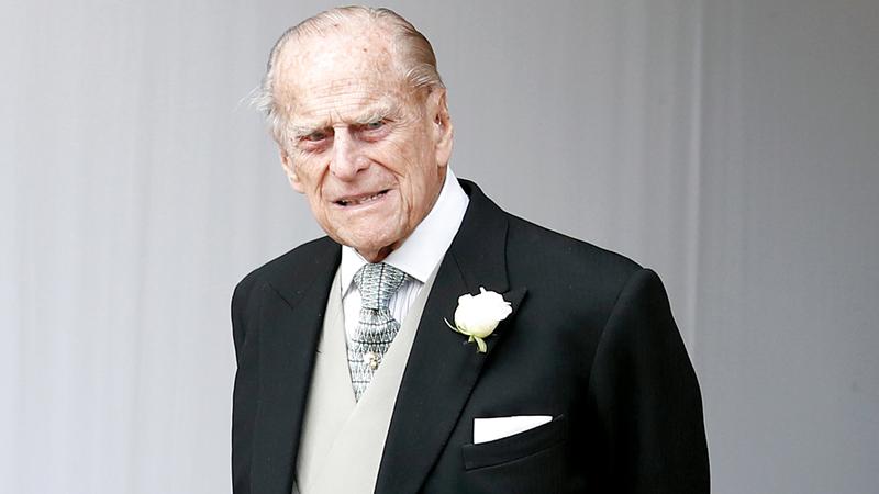 الأمير فيليب لا يقبل أن يوجد مع سارة فيرغسون تحت سقف واحد منذ طلاقها من ابنه الأمير أندرو. أ.ب