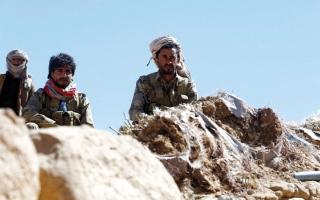 الصورة: مصرع 19 من عناصر الحوثي في صعدة والجوف
