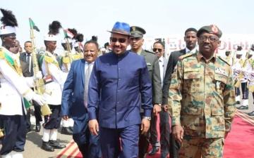 الصورة: بالصور.. «فرح السودان».. حضور دولي بارز واحتفالات