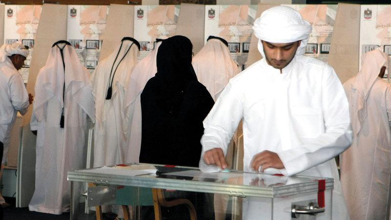 الإعلان عن القائمة الأولية لمرشحي «المجلس» يوم 25 أغسطس الجاري. الإمارات اليوم