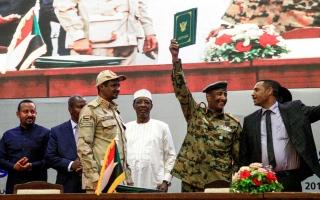 السودان.. «قوى الحرية والتغيير» تحسم أسماء مرشحيها للمجلس السيادي