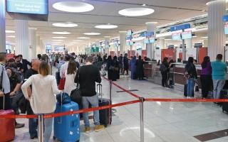 الصورة: 74.5 مليون مقعد مُجدول للرحلات المغادرة من المطارات الإماراتية خلال 2019
