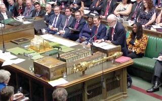 الصورة: نواب بريطانيون يطالبون جونسون بدعوة البرلمان إلى انعقاد دائم لبحث «بريكست»
