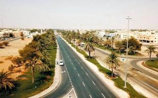 الصورة: 183 مليون درهم لتطوير دوارَي عشارج والمرخانية في العين