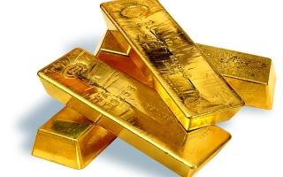 الصورة: الذهب ينخفض بفعل قوة الدولار والأسهم