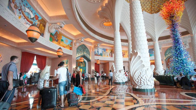 «إكسبو 2020 دبي» فرصة فريدة لقطاع الفنادق والضيافة. الإمارات اليوم