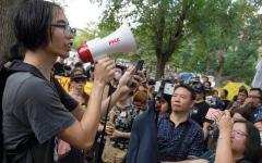 الصورة: خبير فرنسي: أمام السلطات الصينية هامش ضيّق للمناورة في هونغ كونغ