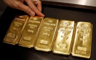 الصورة: الذهب يستقر فوق 1500 دولار والتركيز على محضر مجلس الاحتياطي