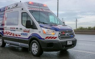 الصورة: «إسعاف دبي» تنقذ 14 مريضاً من مخاطر تعاطي الجرعة الزائدة