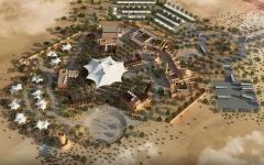 """الصورة: """"فنادق شذا"""" تفتتح """"واحة البداير"""" في الإمارات اكتوبر المقبل"""