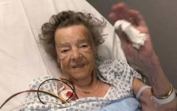 الصورة: وفاة امرأة بمتلازمة القلب المكسور بعد تعرضها للسرقة
