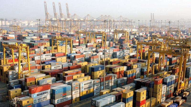 «موانئ دبي العالمية» حققت أداء مالياً قوياً في بيئة تجارية تسودها حالة من عدم اليقين. الإمارات اليوم
