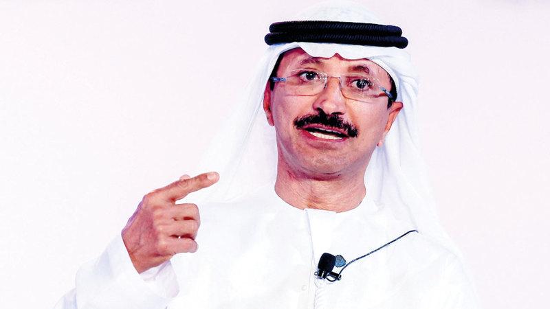 سلطان أحمد بن سليّم: «نواصل توليد  مستويات عالية من التدفق النقدي، تمنحنا القدرة على الاستثمار في النمو المستقبلي».