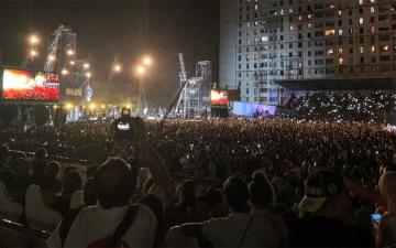 الصورة: التدافع يحول حفلاً لنجم الراب دراجي إلى مأساة في الجزائر