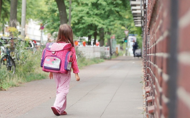 الصورة: الحقيبة المدرسية.. الترتيب السليم يحمي من متاعب الظهر
