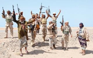 الصورة: «التحالف» يُسقط طائرات حوثية مسيَّرة أطلقت باتجاه السعودية
