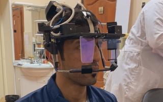 الصورة: سلطان النيادي: طاقم المهمة الفضائية يجري تجارب مع اقتراب الانطلاق