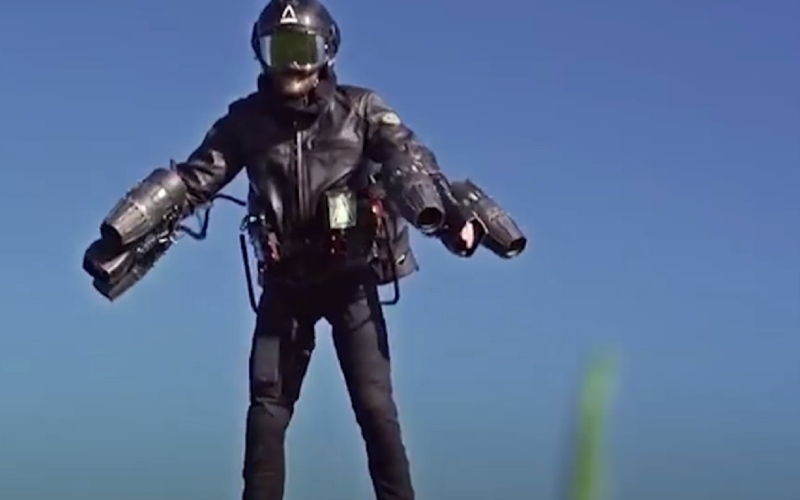 الصورة: بالفيديو.. هياكل روبوتية مذهلة
