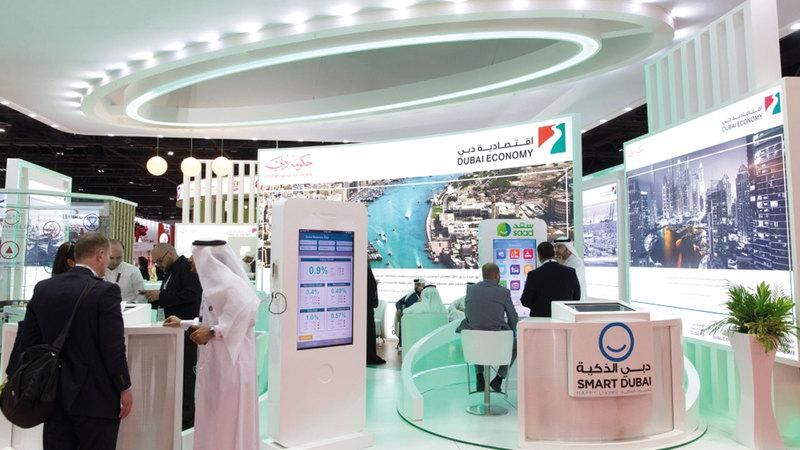 اقتصادية دبي: الإمارة منصة للحركة التجارية والأعمال. أرشيفية