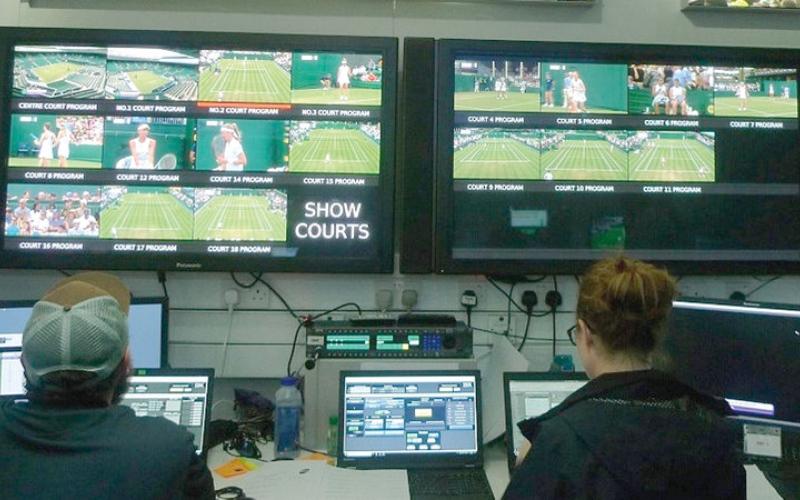 الصورة: نظام لمراقبة وتدريب لاعبي التنس بالذكاء الاصطناعي