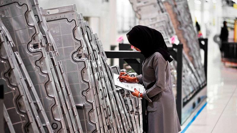 «ستراتا» تركز في استقطابها للكوادر العاملة على المهارات والقدرات دون أي تمييز بين الرجال والنساء. الإمارات اليوم