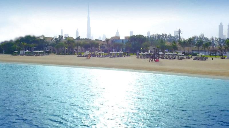 اليوم المفتوح في النادي سيتيح الفرصة للنساء من كل الجنسيات لاستخدام شاطئ النادي المخصص للسيدات. من المصدر