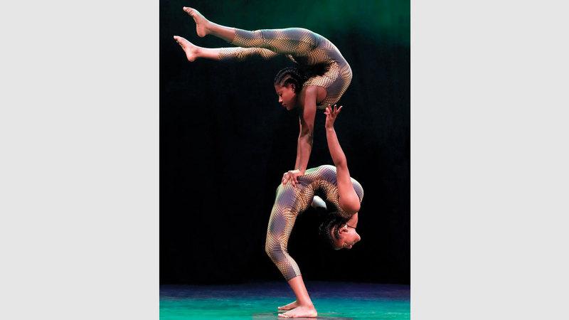 «الأحلام الإثيوبية» عرض يزخر بالحماس والتشويق والمرح.  من المصدر