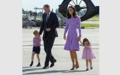 الصورة: الأمير وليام كاد ينفصل عن كيت في مقتبل علاقتهما