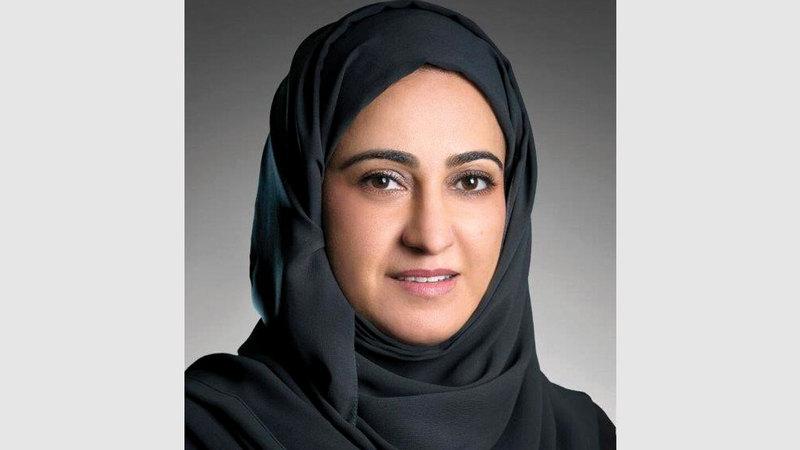 وفاء حمد بن سليمان:  «الجائزة تهدف إلى  الكشف عن مواهب  أصحاب الهمم  من المواطنين  والمقيمين».