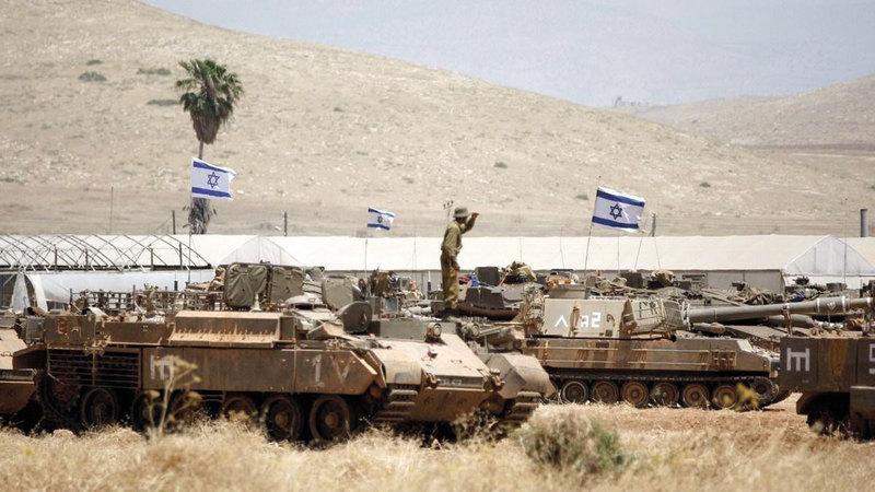 تل أبيب اعتمدت على الدعم الأميركي منذ عقود. أرشيفية