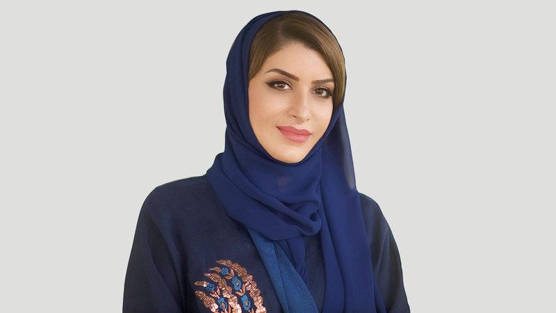 لمياء خان: «تجمع الموظفات،  من مختلف  المؤسسات والدوائر  الحكومية  وشبه  الحكومية  والخاصة،  يعزز تلاحم  المجتمع  الإماراتي».