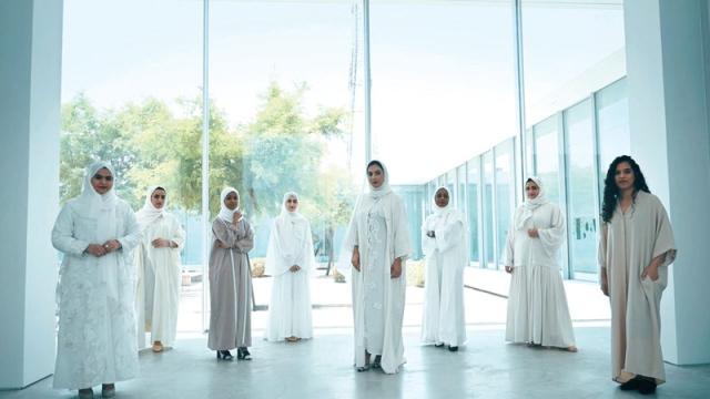 10 Emirati Designers In Aziami Fashion Pioneers Teller Report