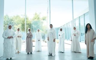الصورة: 10 مصمّمات إماراتيات في «أزيامي» لرائدات الأزياء