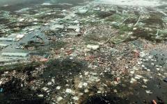 الصورة: بالصور.. الإعصار «دوريان» يتجه إلى الولايات المتحدة بعدما خلّف 7 قتلى في البهاما