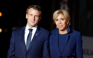 """الصورة: وزير برازيلي: زوجة الرئيس الفرنسي """"قبيحة فعلاً"""""""