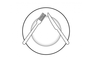 الصورة: بالصور.. لغة الشوكة والسكين في المطاعم
