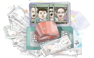 الصورة: حارسا أمن يسهلان سرقة أجهزة وكبلات بـ 9 ملايين درهم