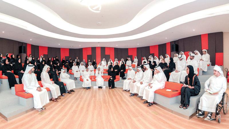 «المجلس» يمثل خطوةً سبّاقةً نحو تمكين الشباب وتفعيل دورهم.  من المصدر
