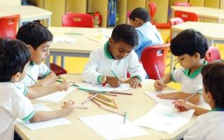 الصورة: مدارس خاصة في أبوظبي تحصّل رسوماً أعلى 20% من المعلنة رسمياً