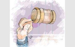 الصورة: الحكم بالسجن سنة غيابياً على خليجي تخلّف عن فحص المخدرات