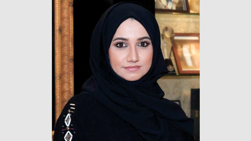 مريم الحمادي: «بطاقة سند تمثل مستنداً رسمياً معتمداً يوثق حالة أصحاب الهمم».